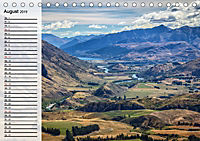 Neuseeland. Traumhafte Naturlandschaften (Tischkalender 2019 DIN A5 quer) - Produktdetailbild 8