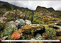 Neuseeland. Traumhafte Naturlandschaften (Wandkalender 2019 DIN A2 quer) - Produktdetailbild 6