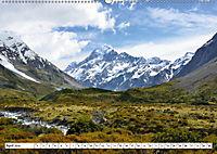 Neuseeland. Traumhafte Naturlandschaften (Wandkalender 2019 DIN A2 quer) - Produktdetailbild 4
