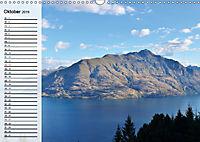 Neuseeland. Traumhafte Naturlandschaften (Wandkalender 2019 DIN A3 quer) - Produktdetailbild 10