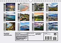 Neuseeland. Traumhafte Naturlandschaften (Wandkalender 2019 DIN A4 quer) - Produktdetailbild 13