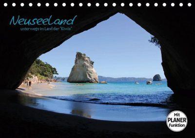 Neuseeland - unterwegs im Land der Kiwis (Tischkalender 2019 DIN A5 quer), Jana Thiem-Eberitsch