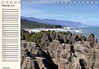 "Neuseeland - unterwegs im Land der ""Kiwis"" (Tischkalender 2019 DIN A5 quer) - Produktdetailbild 2"