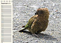 "Neuseeland - unterwegs im Land der ""Kiwis"" (Tischkalender 2019 DIN A5 quer) - Produktdetailbild 12"