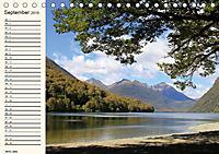 "Neuseeland - unterwegs im Land der ""Kiwis"" (Tischkalender 2019 DIN A5 quer) - Produktdetailbild 9"