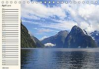 "Neuseeland - unterwegs im Land der ""Kiwis"" (Tischkalender 2019 DIN A5 quer) - Produktdetailbild 4"