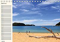 "Neuseeland - unterwegs im Land der ""Kiwis"" (Tischkalender 2019 DIN A5 quer) - Produktdetailbild 6"