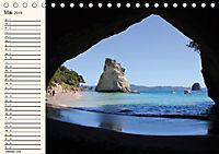 "Neuseeland - unterwegs im Land der ""Kiwis"" (Tischkalender 2019 DIN A5 quer) - Produktdetailbild 5"