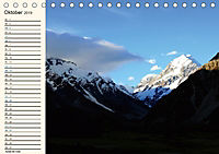 "Neuseeland - unterwegs im Land der ""Kiwis"" (Tischkalender 2019 DIN A5 quer) - Produktdetailbild 10"