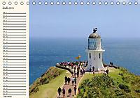 "Neuseeland - unterwegs im Land der ""Kiwis"" (Tischkalender 2019 DIN A5 quer) - Produktdetailbild 7"