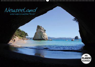 Neuseeland - unterwegs im Land der Kiwis (Wandkalender 2019 DIN A2 quer), Jana Thiem-Eberitsch