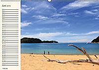 """Neuseeland - unterwegs im Land der """"Kiwis"""" (Wandkalender 2019 DIN A2 quer) - Produktdetailbild 6"""