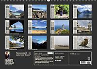 """Neuseeland - unterwegs im Land der """"Kiwis"""" (Wandkalender 2019 DIN A2 quer) - Produktdetailbild 13"""