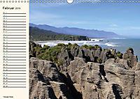 """Neuseeland - unterwegs im Land der """"Kiwis"""" (Wandkalender 2019 DIN A3 quer) - Produktdetailbild 2"""