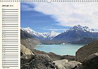 """Neuseeland - unterwegs im Land der """"Kiwis"""" (Wandkalender 2019 DIN A3 quer) - Produktdetailbild 1"""