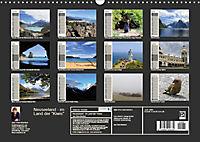 """Neuseeland - unterwegs im Land der """"Kiwis"""" (Wandkalender 2019 DIN A3 quer) - Produktdetailbild 13"""