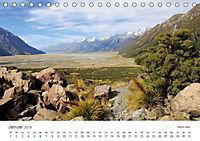 Neuseeland - Vielfalt der Südinsel (Tischkalender 2019 DIN A5 quer) - Produktdetailbild 1