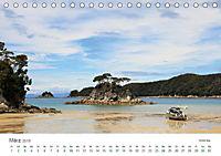 Neuseeland - Vielfalt der Südinsel (Tischkalender 2019 DIN A5 quer) - Produktdetailbild 3