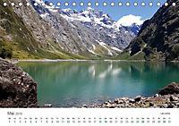 Neuseeland - Vielfalt der Südinsel (Tischkalender 2019 DIN A5 quer) - Produktdetailbild 5