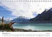 Neuseeland - Vielfalt der Südinsel (Tischkalender 2019 DIN A5 quer) - Produktdetailbild 11