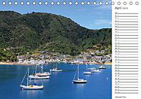 Neuseeland - Vielfalt der Südinsel (Tischkalender 2019 DIN A5 quer) - Produktdetailbild 4