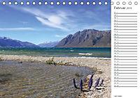 Neuseeland - Vielfalt der Südinsel (Tischkalender 2019 DIN A5 quer) - Produktdetailbild 2