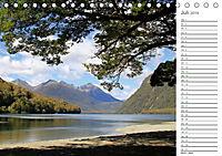 Neuseeland - Vielfalt der Südinsel (Tischkalender 2019 DIN A5 quer) - Produktdetailbild 7