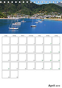 Neuseeland - Vielfalt der Südinsel (Tischkalender 2019 DIN A5 hoch) - Produktdetailbild 4