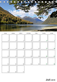 Neuseeland - Vielfalt der Südinsel (Tischkalender 2019 DIN A5 hoch) - Produktdetailbild 7
