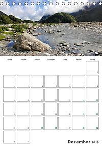 Neuseeland - Vielfalt der Südinsel (Tischkalender 2019 DIN A5 hoch) - Produktdetailbild 12