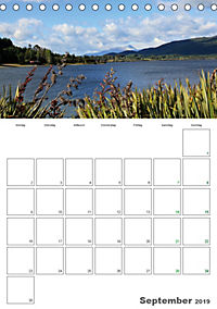 Neuseeland - Vielfalt der Südinsel (Tischkalender 2019 DIN A5 hoch) - Produktdetailbild 9