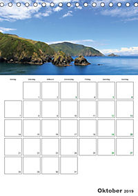 Neuseeland - Vielfalt der Südinsel (Tischkalender 2019 DIN A5 hoch) - Produktdetailbild 10