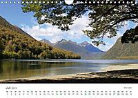 Neuseeland - Vielfalt der Südinsel (Wandkalender 2019 DIN A4 quer) - Produktdetailbild 7