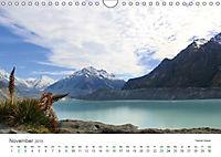 Neuseeland - Vielfalt der Südinsel (Wandkalender 2019 DIN A4 quer) - Produktdetailbild 11