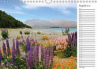 Neuseeland - Vielfalt der Südinsel (Wandkalender 2019 DIN A4 quer) - Produktdetailbild 8