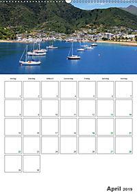 Neuseeland - Vielfalt der Südinsel (Wandkalender 2019 DIN A2 hoch) - Produktdetailbild 4