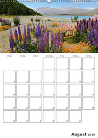 Neuseeland - Vielfalt der Südinsel (Wandkalender 2019 DIN A2 hoch) - Produktdetailbild 8