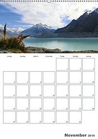 Neuseeland - Vielfalt der Südinsel (Wandkalender 2019 DIN A2 hoch) - Produktdetailbild 11