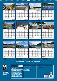 Neuseeland - Vielfalt der Südinsel (Wandkalender 2019 DIN A2 hoch) - Produktdetailbild 13