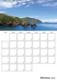 Neuseeland - Vielfalt der Südinsel (Wandkalender 2019 DIN A2 hoch) - Produktdetailbild 10