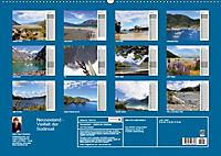 Neuseeland - Vielfalt der Südinsel (Wandkalender 2019 DIN A2 quer) - Produktdetailbild 13