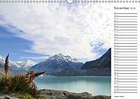 Neuseeland - Vielfalt der Südinsel (Wandkalender 2019 DIN A3 quer) - Produktdetailbild 11