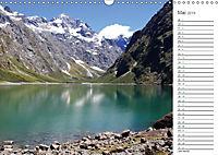 Neuseeland - Vielfalt der Südinsel (Wandkalender 2019 DIN A3 quer) - Produktdetailbild 5