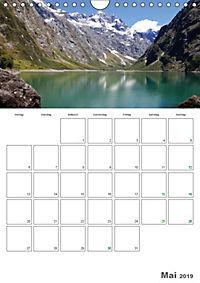 Neuseeland - Vielfalt der Südinsel (Wandkalender 2019 DIN A4 hoch) - Produktdetailbild 5