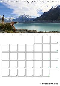 Neuseeland - Vielfalt der Südinsel (Wandkalender 2019 DIN A4 hoch) - Produktdetailbild 11