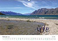 Neuseeland - Vielfalt der Südinsel (Wandkalender 2019 DIN A2 quer) - Produktdetailbild 2