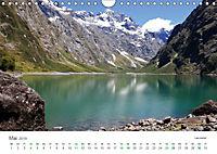 Neuseeland - Vielfalt der Südinsel (Wandkalender 2019 DIN A4 quer) - Produktdetailbild 5
