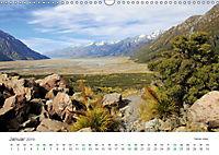 Neuseeland - Vielfalt der Südinsel (Wandkalender 2019 DIN A3 quer) - Produktdetailbild 1