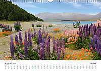 Neuseeland - Vielfalt der Südinsel (Wandkalender 2019 DIN A3 quer) - Produktdetailbild 8