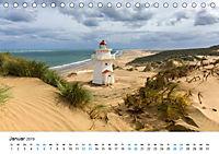 Neuseelands Leuchttürme (Tischkalender 2019 DIN A5 quer) - Produktdetailbild 1